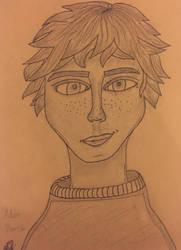 Sketch  by SnowBazInJeans