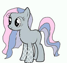 pony  by Spiritstar12