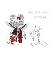 Concerto of sorrows (MYO event) by Spiritstar12