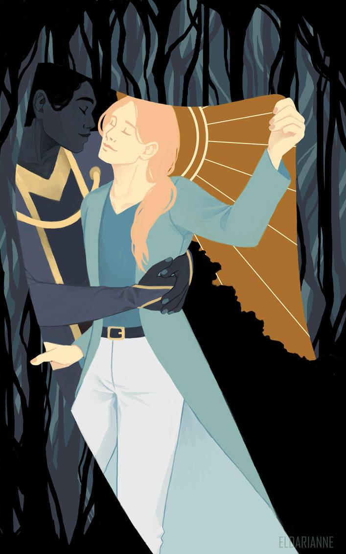 Dawn Will Break by Eldarianne