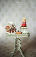 A Scandinavian christmas by PetitDeCherries