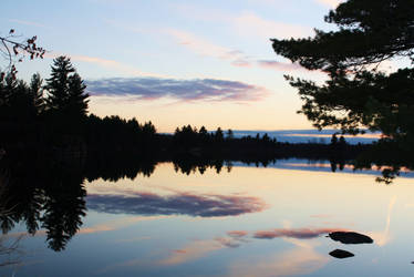 Reflections of November by MeFlyingFree
