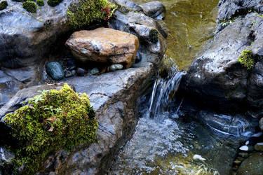 Whispering Waters by MeFlyingFree