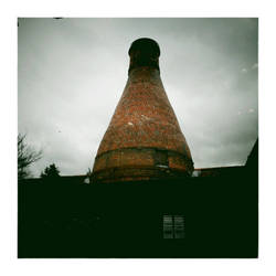 Bottle kiln by SilverMixx