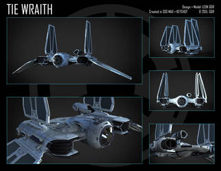 Tie Wraith by HeavyMetalDesigner