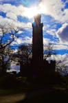 How Blue the Sky by KingBuxton