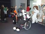 AnthroCon - Fursuit Parade 1 by Milkb0ne