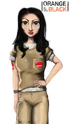 Alex Vause by nette2301