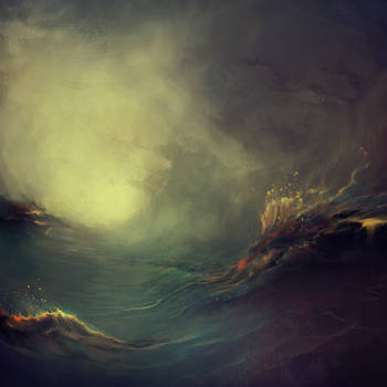 Everything In Waves by Ascending-Storm