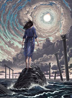Beware The Weight Of The World by Ascending-Storm
