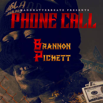 Single Cover Phone Call by MaddHatter916