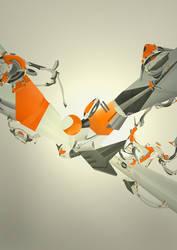 New Goldfish by Krinos