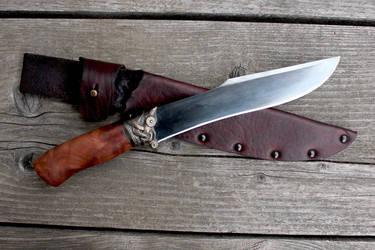 Outback knife for outback man by Ugrik