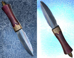 Small cute dagger by Ugrik