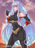 [P] Valkyria Chronicles: Selvaria - Black by Shunkaku