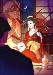 Original: Jorogumo by Shunkaku