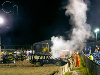 Demolition Derby 8 by Champineography