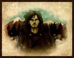 John Snow by Yantus