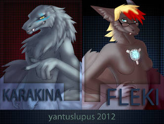 KF badges by Yantus