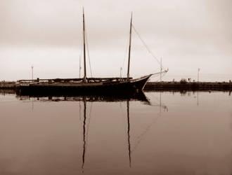 Savoyard ship by DaveAyerstDavies