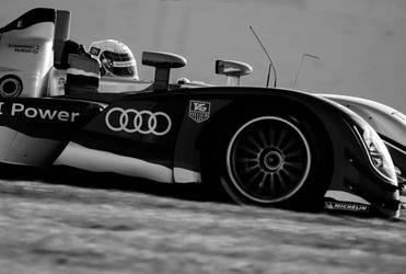 McNish drives Audi by DaveAyerstDavies