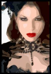 Morgana manipulated by DaveAyerstDavies