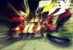 Dodge Viper at Daytona 24 by DaveAyerstDavies