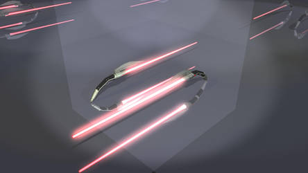 Darth Strider Lightsaber On by xgothshadowx