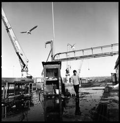 Working on the Docks by TheLong