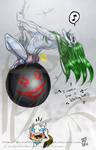 Joker's wreking ball by Giulyblader