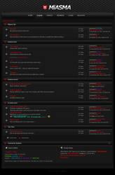 Miasma v4 - SMF site by Rajliv