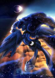 Eclipse's dazzle by FidzFox