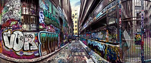 Melbourne Exploration by bububoubou