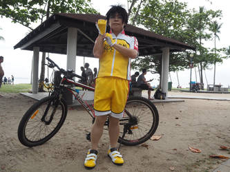 Onoda from Yowapeda by Heatray2009