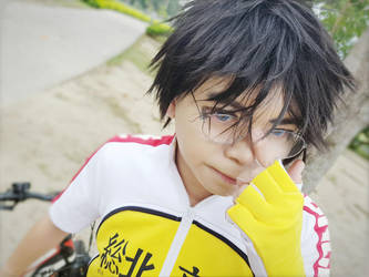 Onoda from Yowapeda 2 by Heatray2009