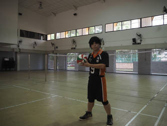 Kageyama from Haikyuu by Heatray2009