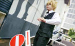 Shizuo from DRRR 3 by Heatray2009