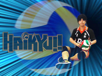 Kageyama from Haikyuu 2 by Heatray2009