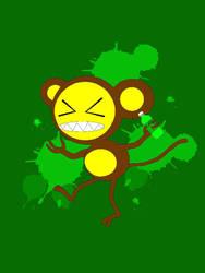 Monkey See Monkey Dew! by BillyJoeWasHere