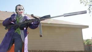 Joker .50 Caliber Stovepipe by mrk9sp