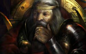 Dwarven Lord by IgorLevchenko