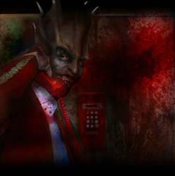 Vampire Masquerade  Bloodlines: Andrei calls by IgorLevchenko