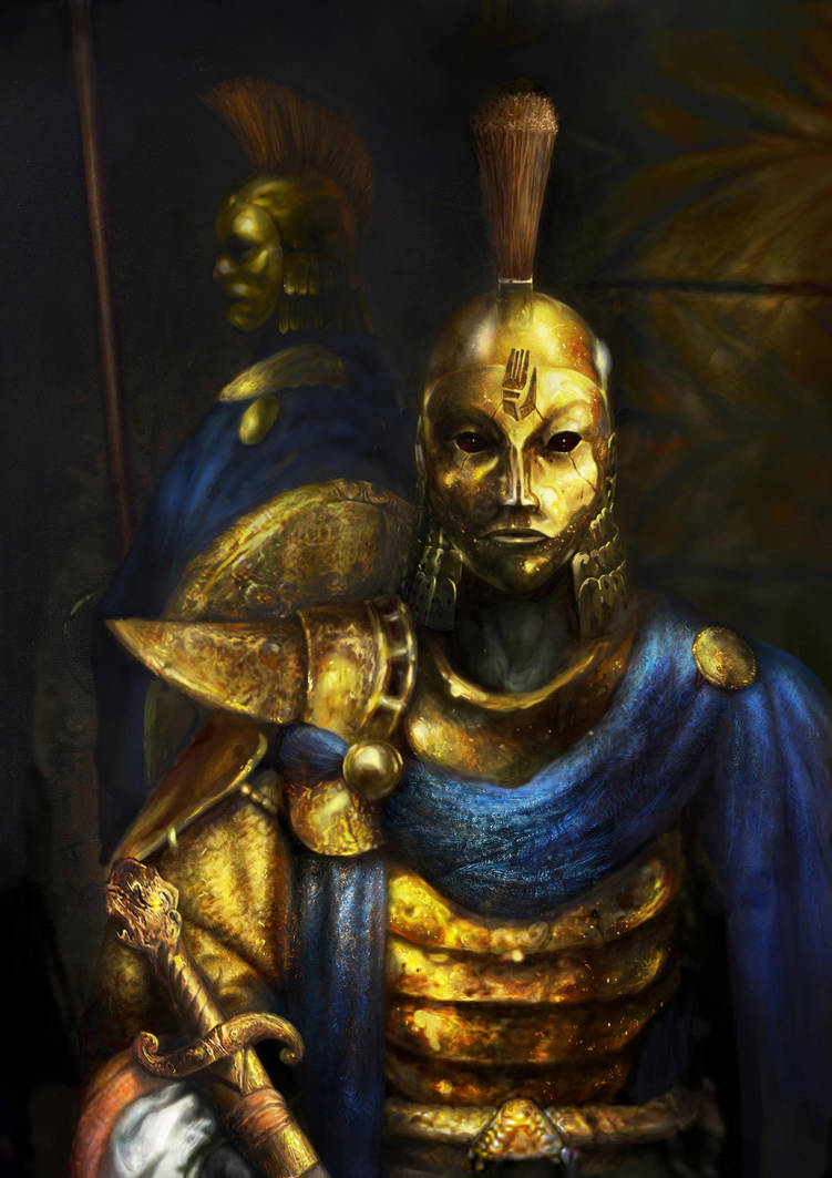 Morrowind: Ordinators by IgorLevchenko