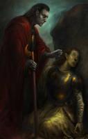 Morrowind: Temple compassion by IgorLevchenko