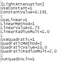 My lighting preferences for Morrowind by IgorLevchenko