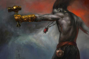 Morrowind: The Burden of Nerevarine by IgorLevchenko