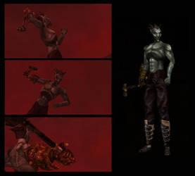 Morrowind: Nerevarine explained by IgorLevchenko