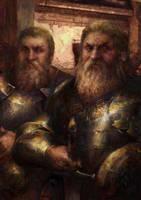 Dragon Age: King's sons by IgorLevchenko