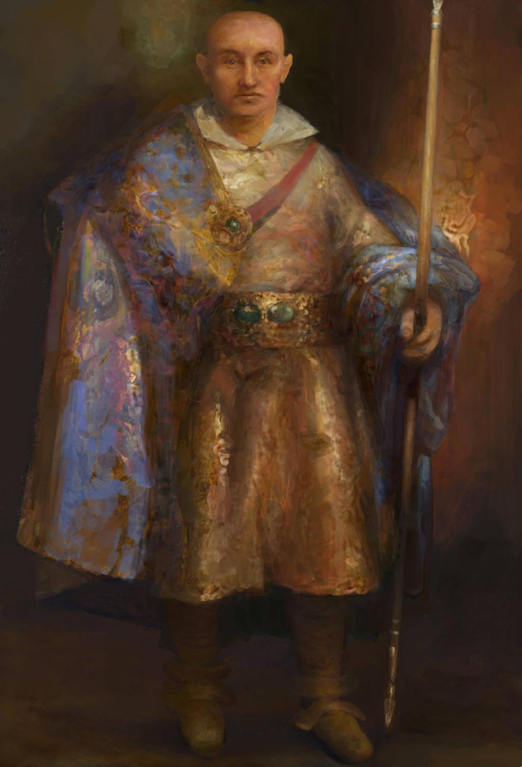 Morrowind: Trebonius Artorius by IgorLevchenko