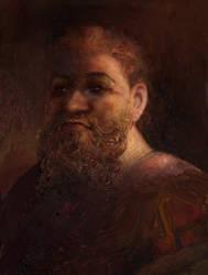 Dragon age Portrait of Prince Bhelen by IgorLevchenko